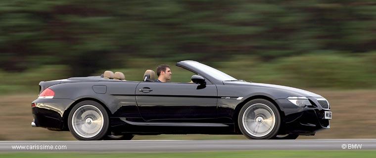 bmw m6 cabriolet voiture neuve occasion nouveaut auto