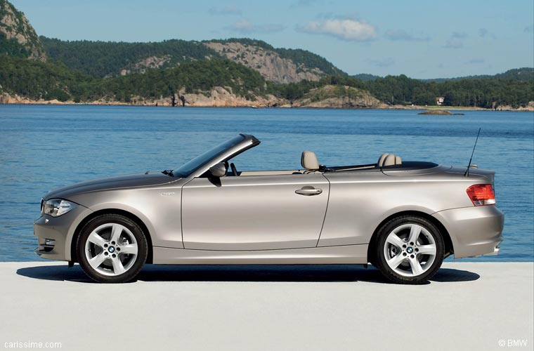 bmw s rie 1 cabriolet 2 2 places 2008 2013. Black Bedroom Furniture Sets. Home Design Ideas