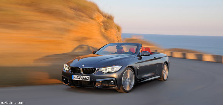 bmw s rie 4 cabriolet carissime l 39 info automobile. Black Bedroom Furniture Sets. Home Design Ideas