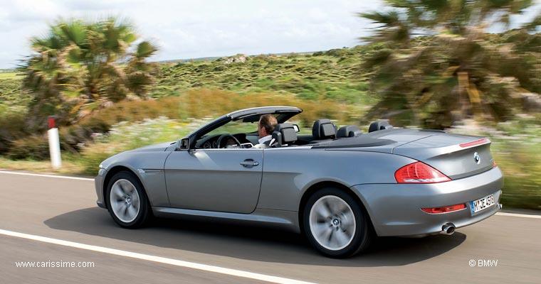 BMW M6 Prix >> BMW Série 6 Cabriolet restylage 2007 : Voiture Neuve ...