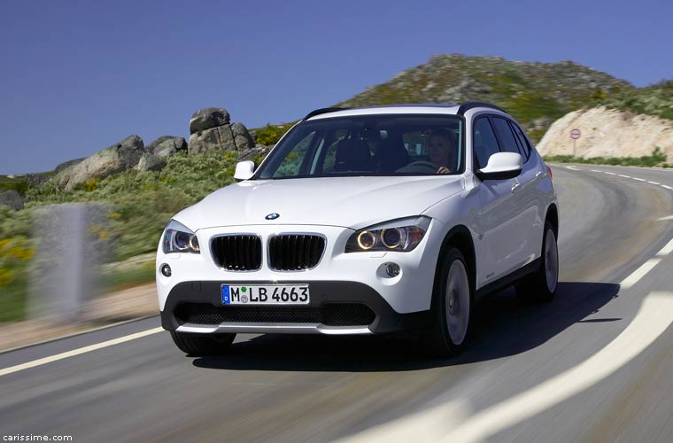 bmw x1 2009 2012 suv compact 4x4 4x2. Black Bedroom Furniture Sets. Home Design Ideas
