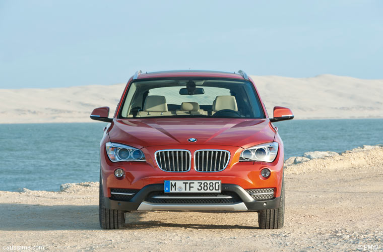 BMW X1 Restylage 2012 / 2015 SUV Compact