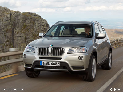 BMW X3 2 2010 / 2014 SUV Compact Luxueux