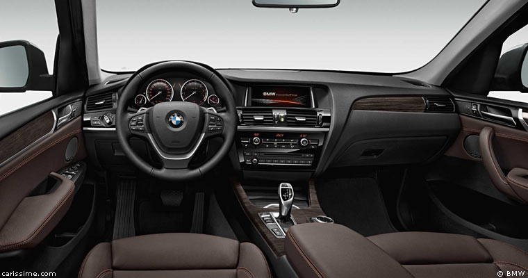 BMW X3 2 restylage 2014 SUV Compact Luxueux