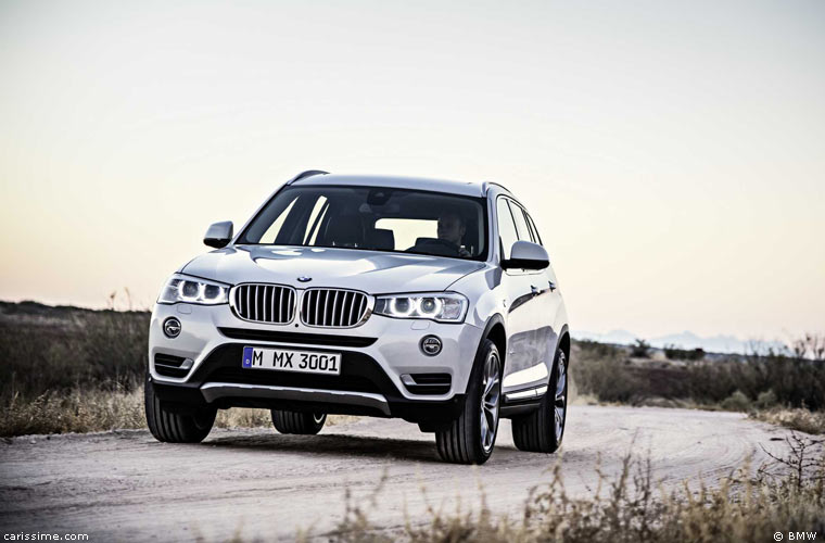 bmw x3 2 2014 carissime l 39 info automobile. Black Bedroom Furniture Sets. Home Design Ideas