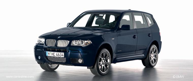 bmw x3 limited sport edition voiture nouvelle bmw x3 auto neuve. Black Bedroom Furniture Sets. Home Design Ideas