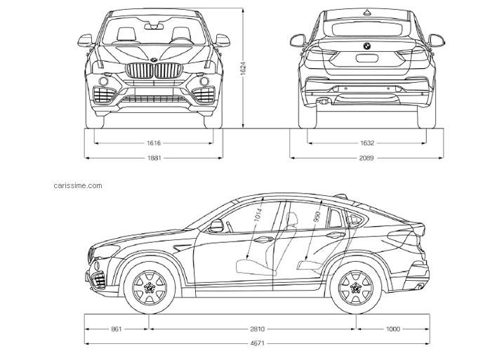 bmw x4 2014 carissime l 39 info automobile. Black Bedroom Furniture Sets. Home Design Ideas