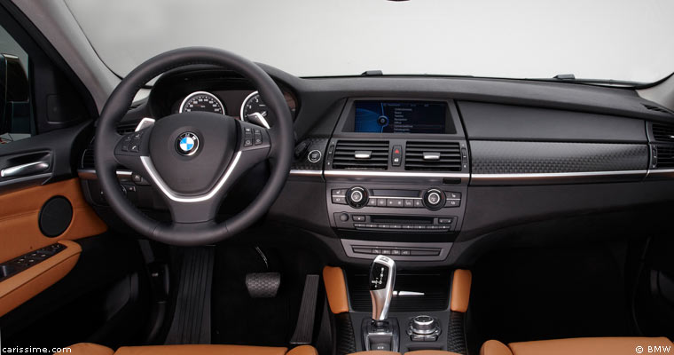 BMW X6 1 4X4 SUV de Luxe Restylage 2012 / 2014