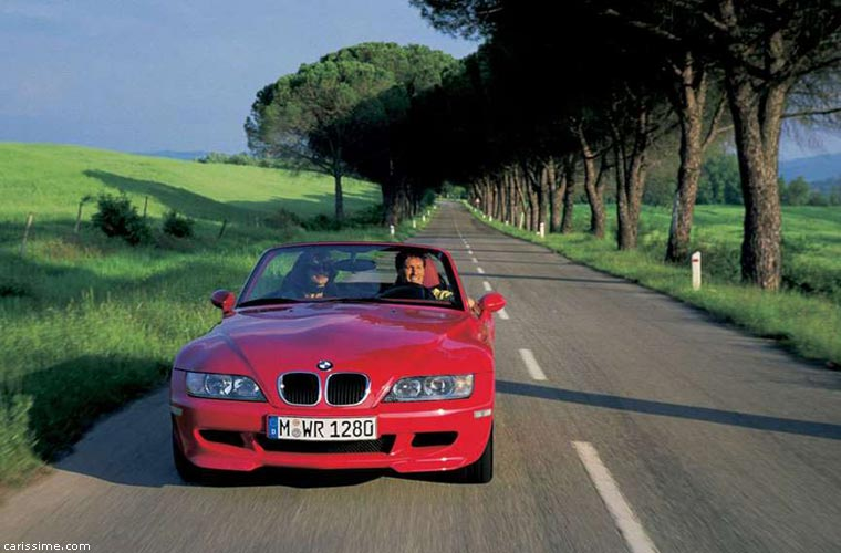 bmw z3 1995 carissime l 39 info automobile. Black Bedroom Furniture Sets. Home Design Ideas