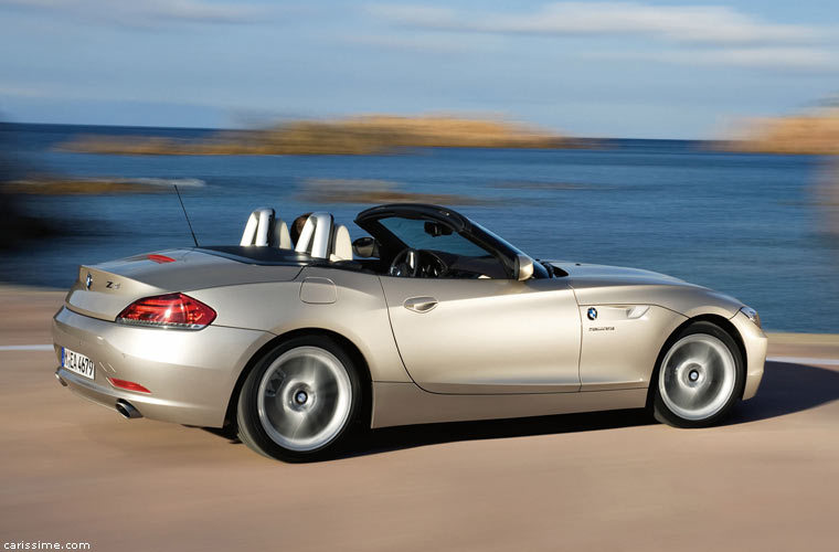 bmw z4 coup cabriolet 2009 2013 voiture occasion. Black Bedroom Furniture Sets. Home Design Ideas
