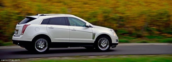 Cadillac SRX 2 SUV Luxe 2011