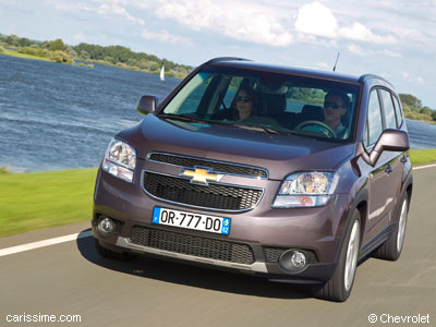 chevrolet orlando voiture monospace compact. Black Bedroom Furniture Sets. Home Design Ideas