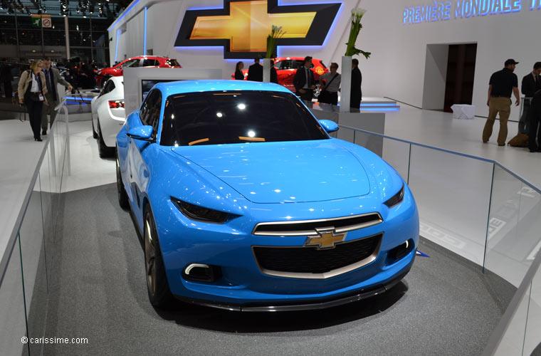 Chevrolet au salon automobile de paris 2012 photos - Salon automobile 2017 paris ...