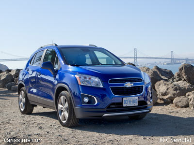 chevrolet trax voiture 4x4 4x2 suv compact 2013. Black Bedroom Furniture Sets. Home Design Ideas