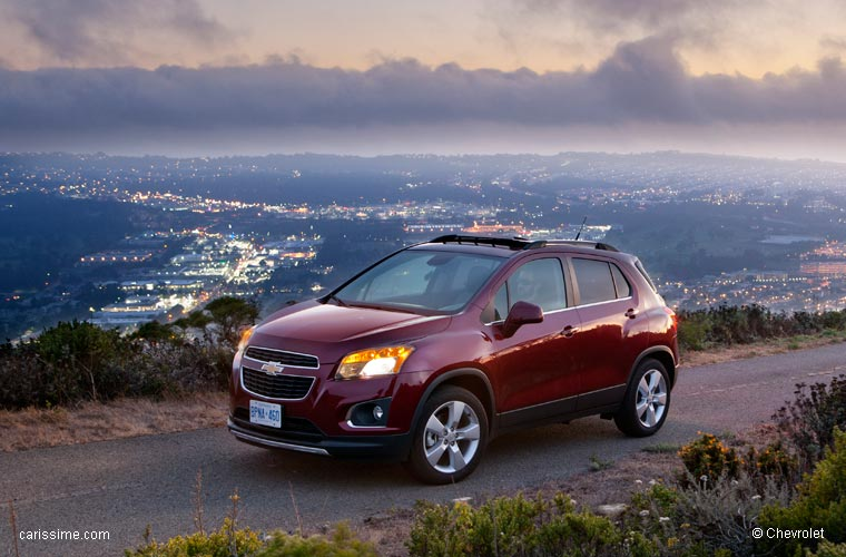 Chevrolet Trax SUV Compact 2013