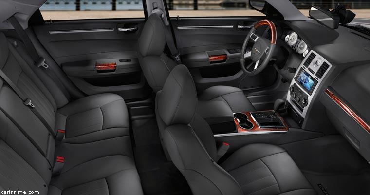 chrysler 300c restylage 2007 voiture routi re. Black Bedroom Furniture Sets. Home Design Ideas