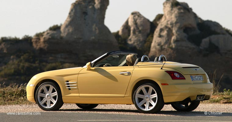 chrysler crossfire roadster voiture chrysler crossfire cabriolet auto neuve occasion. Black Bedroom Furniture Sets. Home Design Ideas