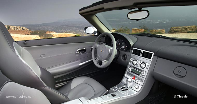 chrysler crossfire roadster voiture chrysler crossfire cabriolet auto neuve occasion. Black Bedroom Furniture Sets. Home Design Ideas