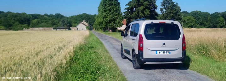 Essai Citroën Berlingo 3 2018
