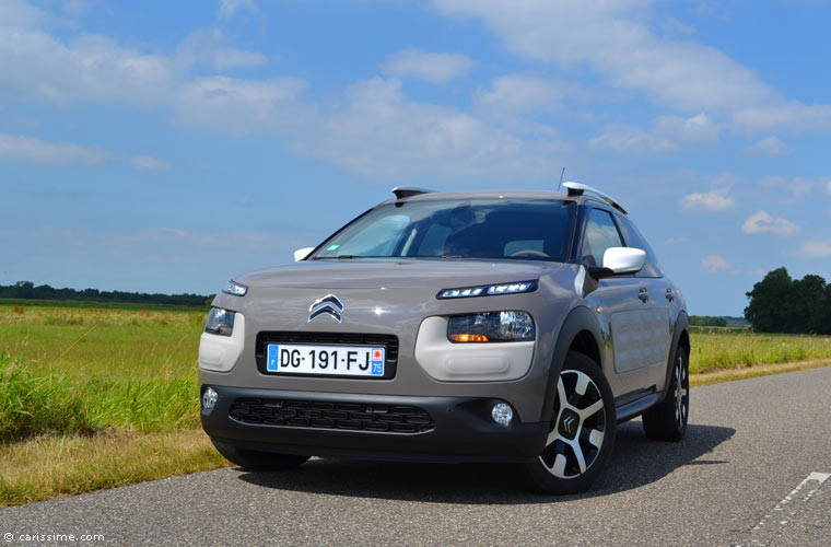 essai citroen c4 cactus 2014 carissime. Black Bedroom Furniture Sets. Home Design Ideas