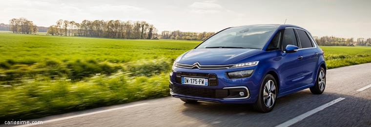 Citroën C4 SpaceTourer Monospace 2016