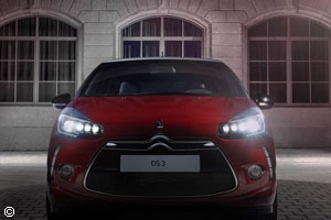 DS 3 Cabrio Cabriolet polyvalent Chic