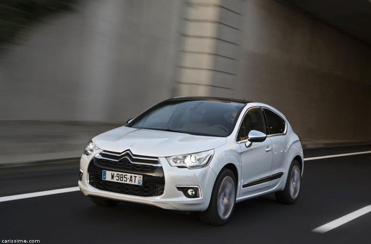 DS 4 2011 Voiture Compacte Luxueuse