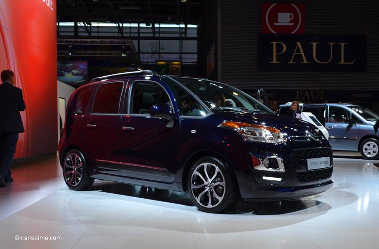Citro n au salon automobile de paris 2012 photos for Salon de paris auto