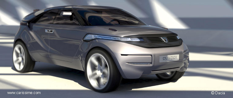 dacia duster concept voiture dacia concept car. Black Bedroom Furniture Sets. Home Design Ideas