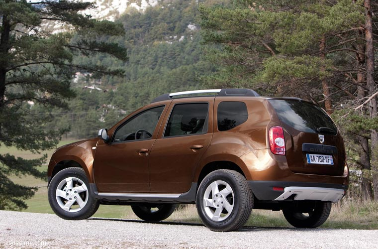 dacia duster 1 2010 2013 voiture 4x4 4x2 suv autos weblog. Black Bedroom Furniture Sets. Home Design Ideas