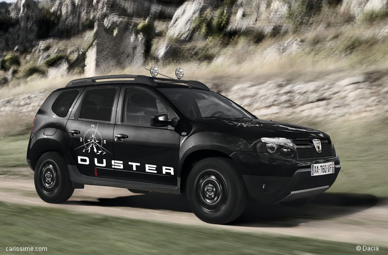 dacia duster aventure s rie limit e. Black Bedroom Furniture Sets. Home Design Ideas