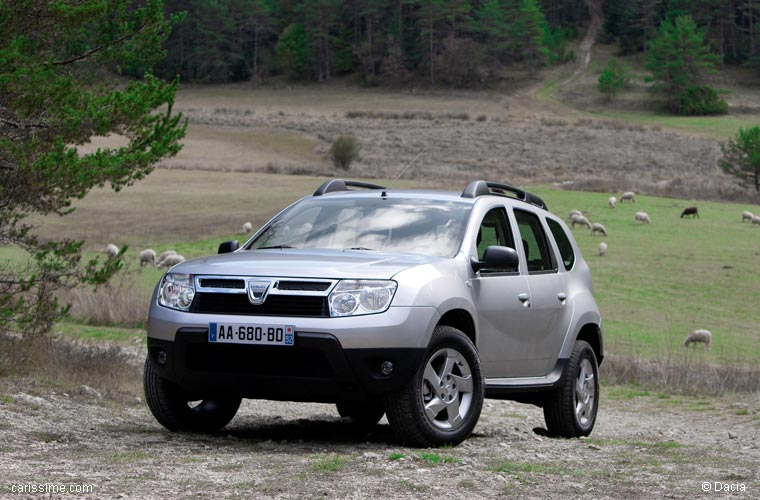 dacia duster 1 2010 2013 voiture 4x4 4x2 suv compact. Black Bedroom Furniture Sets. Home Design Ideas