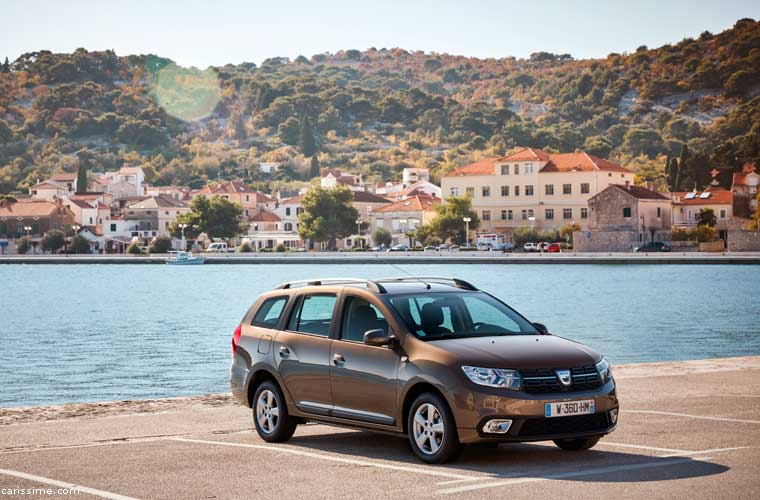 Dacia Logan Break MCV 2