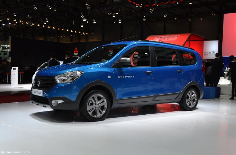 Dacia au salon automobile de gen ve 2015 photos - Salon de geneve 2015 nouveaute ...