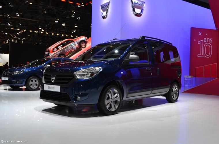 Dacia au salon automobile de gen ve 2015 photos for Salon d auto geneve