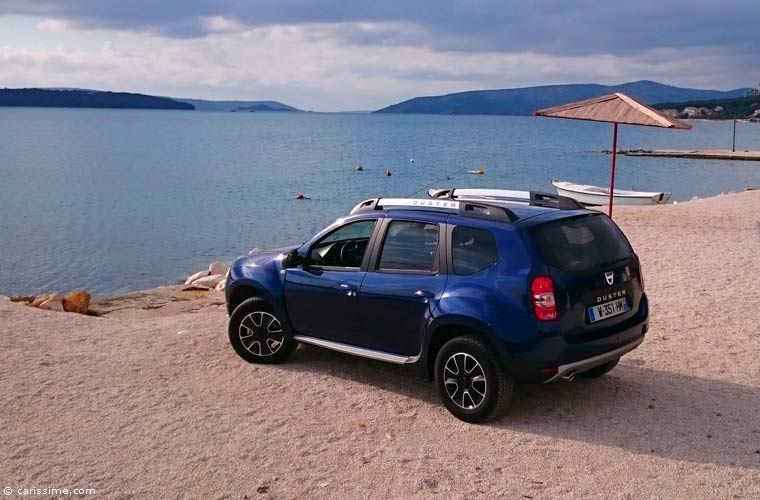 essai dacia sandero et duster 2016 carissime l 39 info automobile. Black Bedroom Furniture Sets. Home Design Ideas