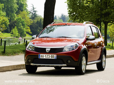 dacia sandero 1 stepway 2009 2012 voiture occasion. Black Bedroom Furniture Sets. Home Design Ideas