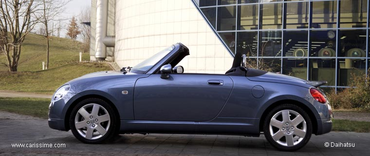 daihatsu copen voiture daihatsu copen auto occasion. Black Bedroom Furniture Sets. Home Design Ideas