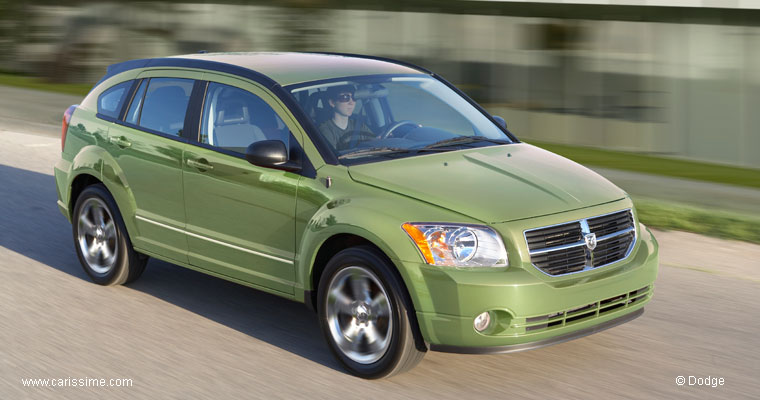 dodge caliber restyl e voiture dodge caliber auto occasion