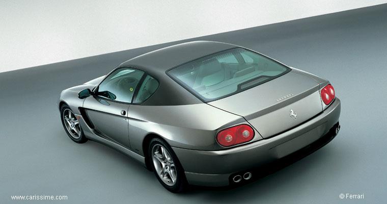 FERRARI 456 M GT GTA : Voiture Ferrari 456 Auto Occasion