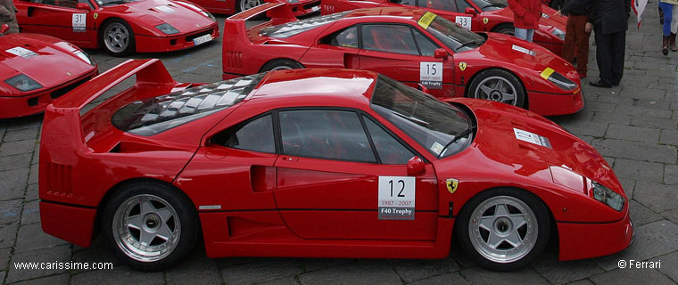 ferrari f40 voiture ferrari f40 auto occasion. Black Bedroom Furniture Sets. Home Design Ideas