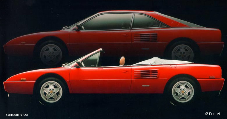 ferrari mondial 3 2 cabriolet voiture occasion. Black Bedroom Furniture Sets. Home Design Ideas