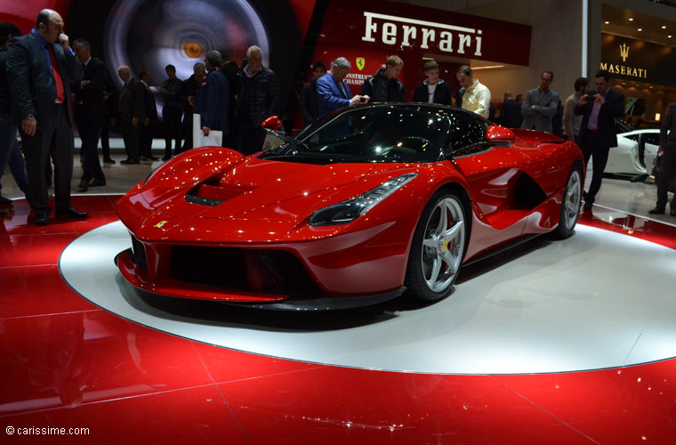 Ferrari au salon automobile de gen ve 2013 photos - Salon voiture occasion ...