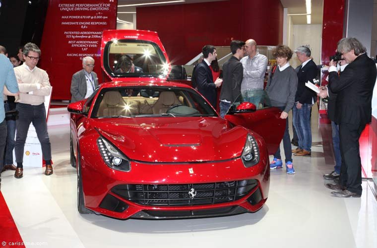 Ferrari au salon automobile de gen ve 2015 photos - Geneve 2015 salon ...