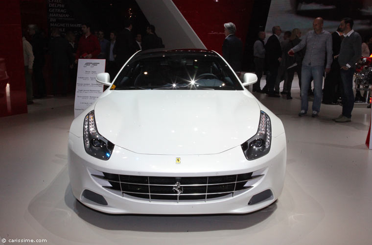 Ferrari au salon automobile de gen ve 2015 photos - Salon de geneve 2015 nouveaute ...