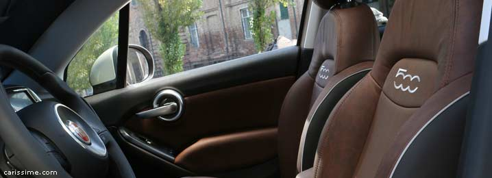 fiat 500x 2015 carissime l 39 info automobile. Black Bedroom Furniture Sets. Home Design Ideas