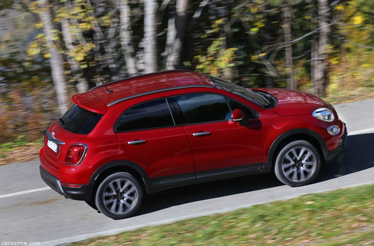 fiat 500x 4x4 cross 2015 photos. Black Bedroom Furniture Sets. Home Design Ideas