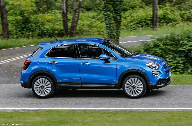 fiat 500x 2015 carissime l 39 info automobile. Black Bedroom Furniture Sets. Home Design Ideas