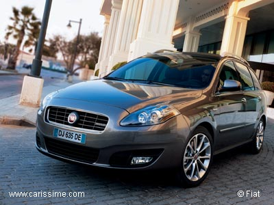 Fiat Croma restylage 2008 Occasion