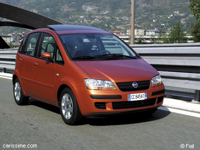 Fiat Idea restylage 2006/2011 Occasion